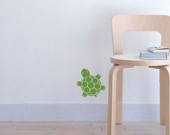 VInyl Decal Turtle