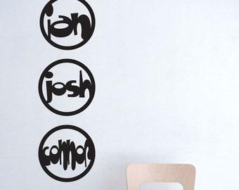 Fun Monogram