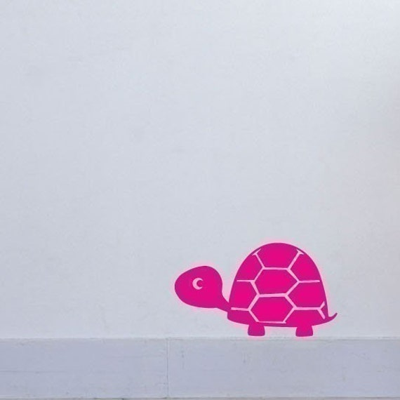 Vinyl Sticker Turtle