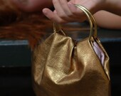 Metallic Leather Arm Candy Wristlet - Design Your Own