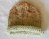 Pea Pod Hat - Surf (ready to ship)