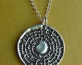 Adoption necklace- James One Twenty Seven-Pendant
