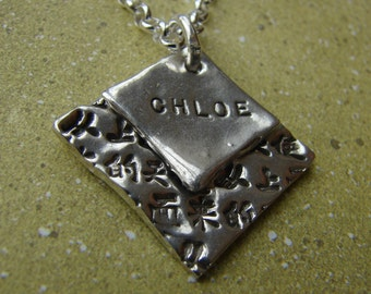 Chinese Adoption Necklace-Angel From Above-Necklace