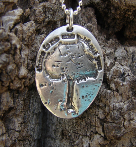 Africa Necklace-There is No Me Without You- WorldWide Orphans Foundation- Fundraiser