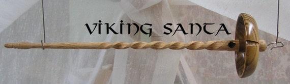 Viking Santa Drop Spindle LG (EDS0173)