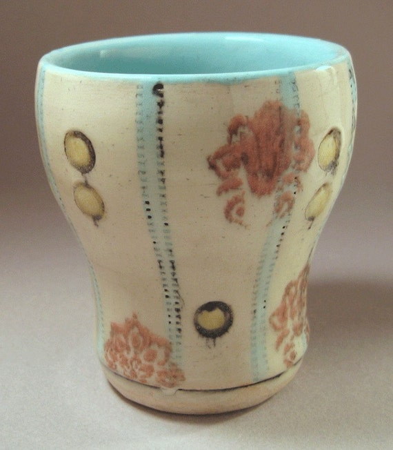 goblet shaped cup
