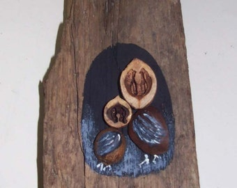 AlteRed  aRt tHe OwLs are nOt wHaT ThEy sEEM on DriFtwOOd OOAK