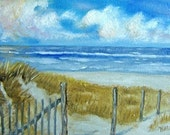 ACEO Print 5 Sand Dunes