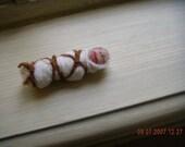 Little Elven boy foundling\/ polymer clay
