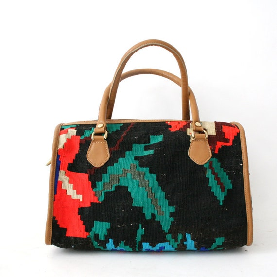 vintage KILIM handbag