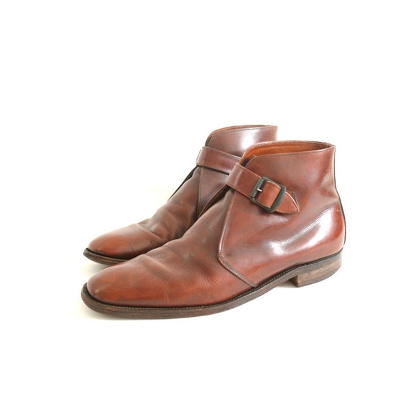 size 8 mens BEATLE boots Made in England 42