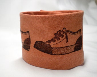 Wrist Cuff, Wrist Wallet, Tattoo cover, Fitbit cover, tennis shoes, Converse, Eco-Friendly, Sustainable, Vegan