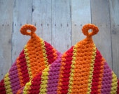 Tropical Brights  Potholders