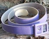 SALE Vintage Lilac Belt HOT ITEM