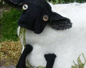 sheep teapot coffee press cafetiere cosy hat