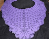 RESERVED FOR katydidit416...A Gorgeous purple shawl