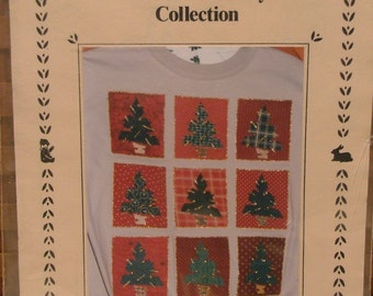 Donna's Country Collection Patchwork Christmas Pattern