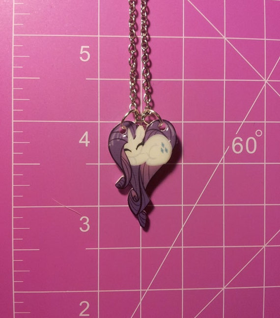 Rarity Heart Necklace