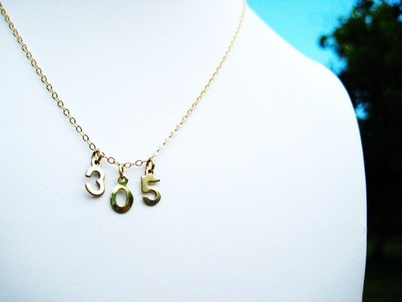 items similar to custom area code necklace personalized