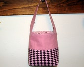 Tiny Pink Tote