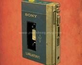 Sony Walkman 1979 (Not Real-It's an Artwork)