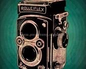 Rolleiflex MX EVS (not a real camera)