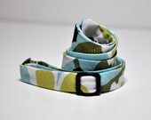 Bowtie Mens Freestyle Bow Tie Pond Blue Dogwood Blossoms Other Colors Available