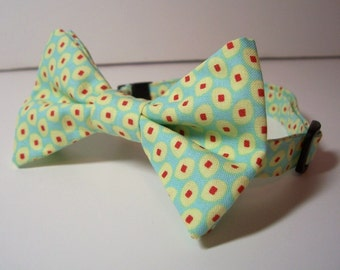 Bow Tie for Little Boys Duckegg Blue Seeds