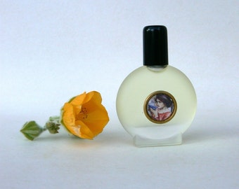Tangerine Perfume Oil With Ylang Ylang, Natural Perfume Oil, vegan, bridesmaid gift, stocking stuffer