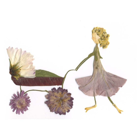Crafts Using Dried Flowers
