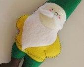 Luck of the Irish Gnome....Ecofriendly