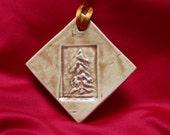 Porcelain Tree Ornament
