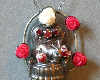 Paint The Roses Red Necklace From White Rabbit  Series