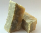 100g\/3.5oz Solid Shampoo - Shea Mint - Peppermint and Rosemary with shea butter and castor oil
