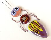 Fused Glass Bug