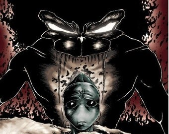 NOVO Volume 2-The Pride - 88 page comic - graphic novel