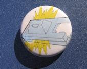1 Inch Gocco Button Pin