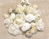 Holiday Inspiration.....Floral Assortment Cream........No.4