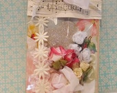 Vintage Wallpaper Mini Inspiration Kit... No.1