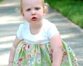 CherryLane Custom Boutique T Dress Infant  to sz. 6 Limited Time Half OFF  SUMMER Sale