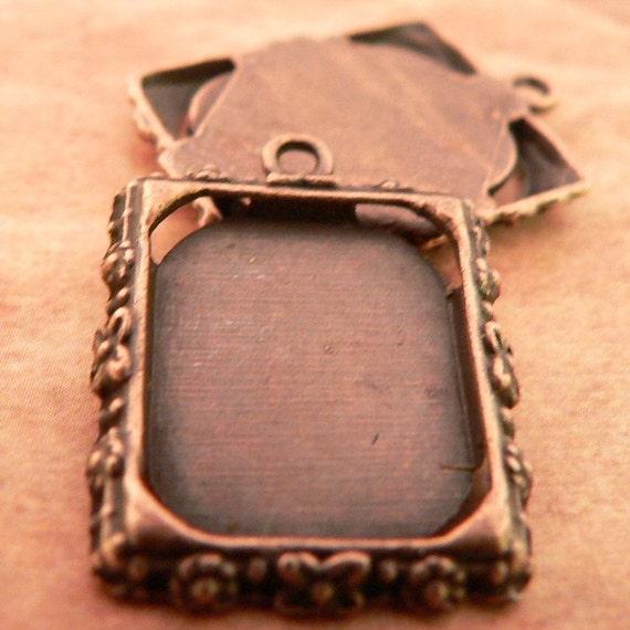 antique copper picture frames 11x14