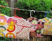 Sewing Pattern - How to Sew a Clothespin Bag / Peg Bag - PDF