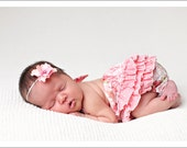 Baby Romper Pattern PDF - Ruffle Bum Sunsuit - Baby Sunsuit Pattern