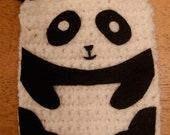 Cuddly Panda iPhone / iTouch / iPod Cozy Case