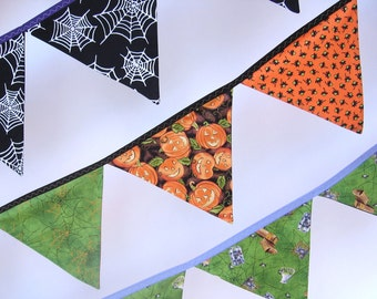 Scrappy Fall Bunting