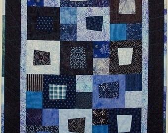 BruiserBaby Squares Quilt