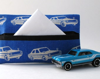 Muscle Car Tissue Holder