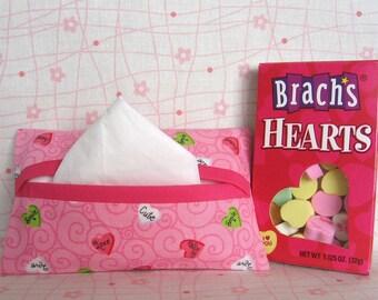Valentine Tissue Holder