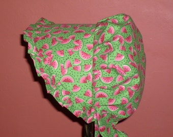 Sunbonnet Baby Watermelon 3 to 15 months 11USD