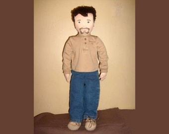 Memory Rag Doll - Available for Custom Order
